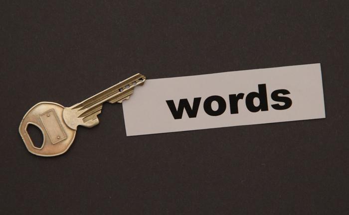 Keywords einsetzen