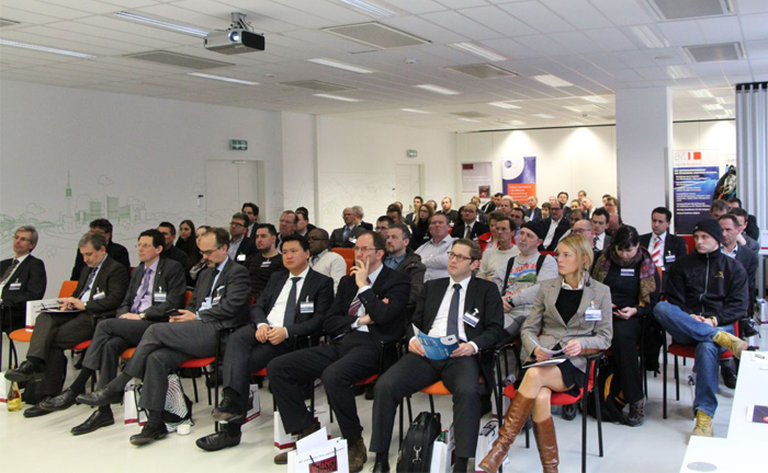 Teilnehmer am Ennovation Day 2014