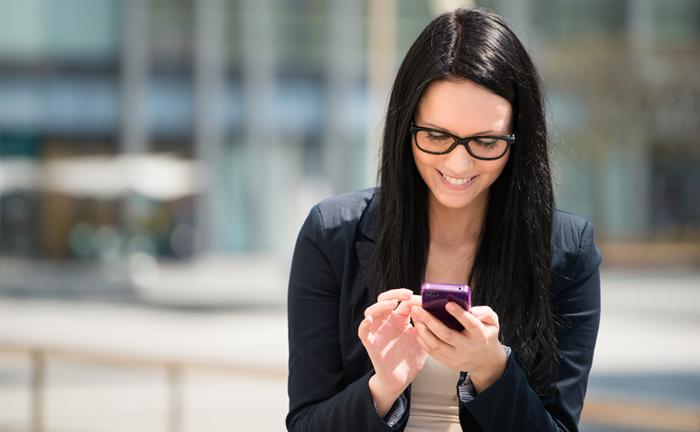 Newsletter abbestellen: Mangelnde Optimierung für mobile Geräte