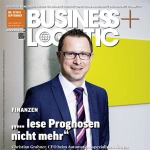 Business+Logistic: September