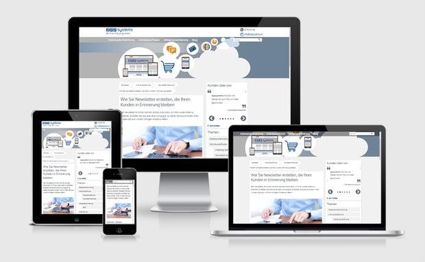 Responsive Webdesign: Erhöhte User Experience