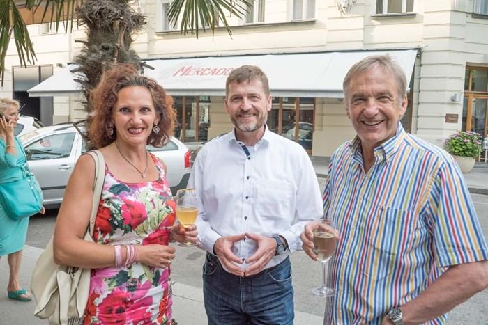 Rotating Dinner Wien - Gerold Kumpfhuber