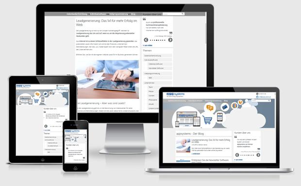 Webportal: Finden Sie Ihre Kunden